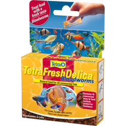 Tetra Fresh Delica Bloodworms