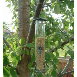 Seed Feeder Large Antique