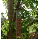 Nut Feeder Large Copper